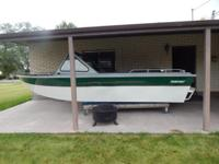 18 Ft Rapidcraft Aluminum Jet Boat Included Hull and