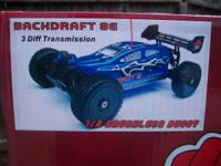 Got available for sale on special 1/8 RED CAT Backdraft
