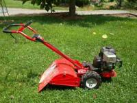 NEW YARD MACHINE REAR TINE TILLER $525.00----IF YOU