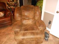 We bought this rocking recliner from Great American