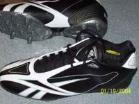 i have a brand new pair of reebok nfl equipment