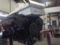 professionally rebuilt car and light vehicle engines