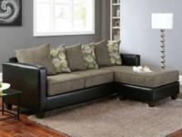 BRAND NEW SECTIONALS STARTING @ $498!!!  BRING YOUR