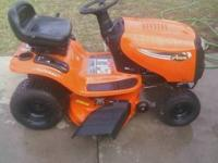 Its A Brand New Riding lawnmower 42' Cut 19.5 horse