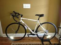 Purchased this Mercier Road bike brand new about a