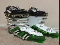 Brand New and Unused! 2014 ROXA Bold 120 Ski BootSize