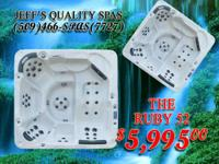 Jeff's Quality Spas.