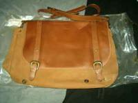 I have a new in the plastic a saddle bag is what its