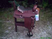 i have new saddle for sale. never used tags still on it