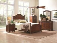 This bedroom set can go in ANY room of your home!!!