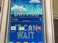 New Samsung galaxy note 3 III  4G. LTE unlock.