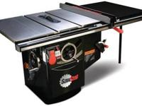 New SAWSTOP Tablesaws Factory Direct w/2yr Warranty!