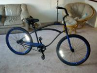 I am offering a brand brand-new Rip Style beach cruiser
