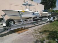 Sea Tech Boat Trailers by South Florida Trailer Mfrs.