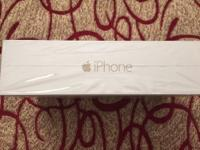 ***BRAND NEW*** Apple iPhone 6 Gold 64GB (No Contract,