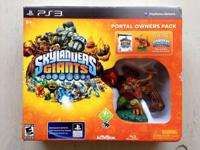 Up for sale is a brand-new and sealed Skylanders
