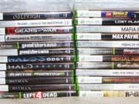 47 New/Sealed Xbox 360 game titles Army of Two: The