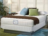 This Sealy POSTUREPEDIC Luxury QUEEN mattress has never