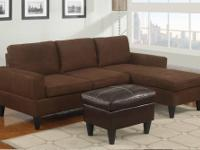 Stylish seating and comfort are a welcomed addition to