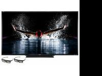 "NEW Sharp Electronics 90"" Full-Array LED HDTV    The"