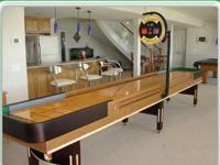 NEW Shuffleboard Table