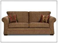 LIFETIME WARRANTY_____NEW CHENILLE SOFA This sofa