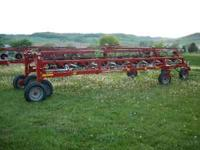 NEW - SITREX - MK14 WHEEL HAY RAKE - OPERATING SPEED /