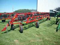 NEW SITREX MK 14 HAY RAKE - MINIMUM POWER REQUIRED / 40