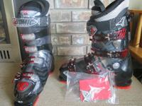 Ski this season in your NEW BOOTS! Brand new ATOMIC