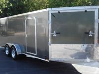 2014 Snowmobile Trailers On-Site Now! One of the
