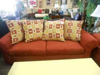 NEW SOFA & LOVESEAT SETS ~ AVAILABLE IN 3 COLORS!!!!