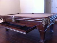 Call or Visit us Online for all of your pool table &