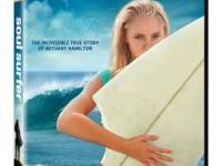 BRAND NEW STILL IN PLASTIC SOULS SURFER DVD... $10