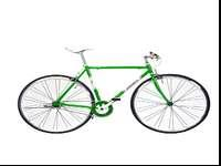 A great fixie/single speed, at a great price.call or