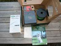 I have a SportDog SDF-100 In-Ground Fence System and an