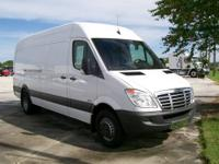 This is the last 2012 Sprinter 3500 (dual rear wheels)
