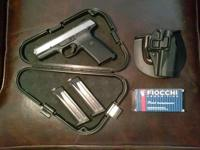 Hey there i have a Ruger SR9 complete size 9mm handgun