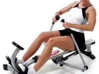 Upright stationary bike for effective low-impact