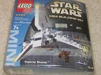 NEW Unopened Star Wars Lego Imperial Shuttle Mini