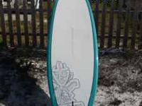 This is a NEW Starboard stand up paddle board.... 10'
