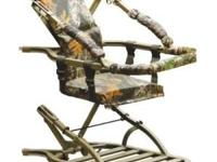 New Stealth Free climbing deer stand. Has all parts and