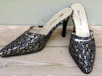 New Stefani Collection Pumps $35Beautiful Black and