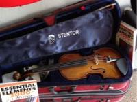This is a brand new violin that retails for $239. It