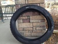 NEW SURLY TIRE READY FOR SPRING I PAID $85.00 ASKING