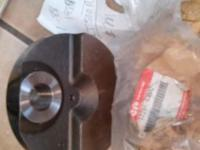 two new old stock Suzuki crankshaft for motor cycle,