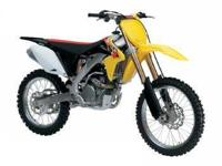 I currently have 2014 Suzuki Rm-Z 250's in stock and