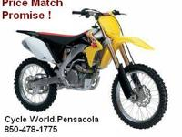 2016 Suzuki Rm Z 250 We Have The Lowest Out The Door Price For Sale