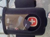 New Swiss Army arm brand to hold made to hold iPod or