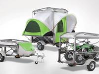 New SYLVAN SPORT GO Pop Up Only weighs 840 lbs