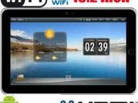 SUPERPAD II - FLYTOUCH 3 TABLET PC - BLACK VERSION -